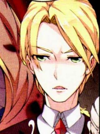 第七女巫漫画人物角色 : 夏尔