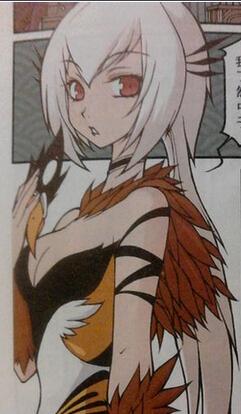 狸猫道具店漫画人物:夜莺女王