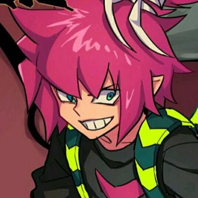 凹凸世界漫画人物角色:紫堂林
