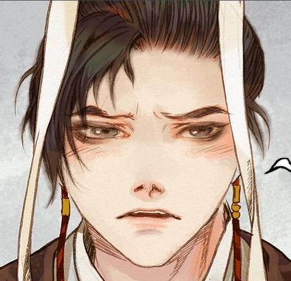 凤囚凰漫画人物角色:刘子业