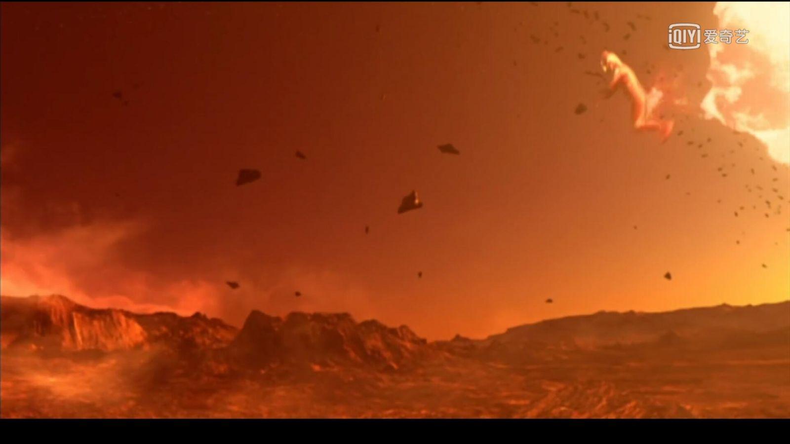 奥特曼壁纸 奥特曼大电影 宇宙英雄之超银河传说的图片11