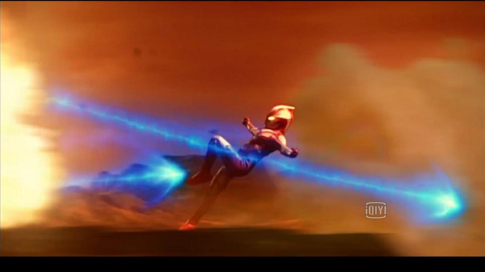 奥特曼壁纸 奥特曼大电影 宇宙英雄之超银河传说的图片19