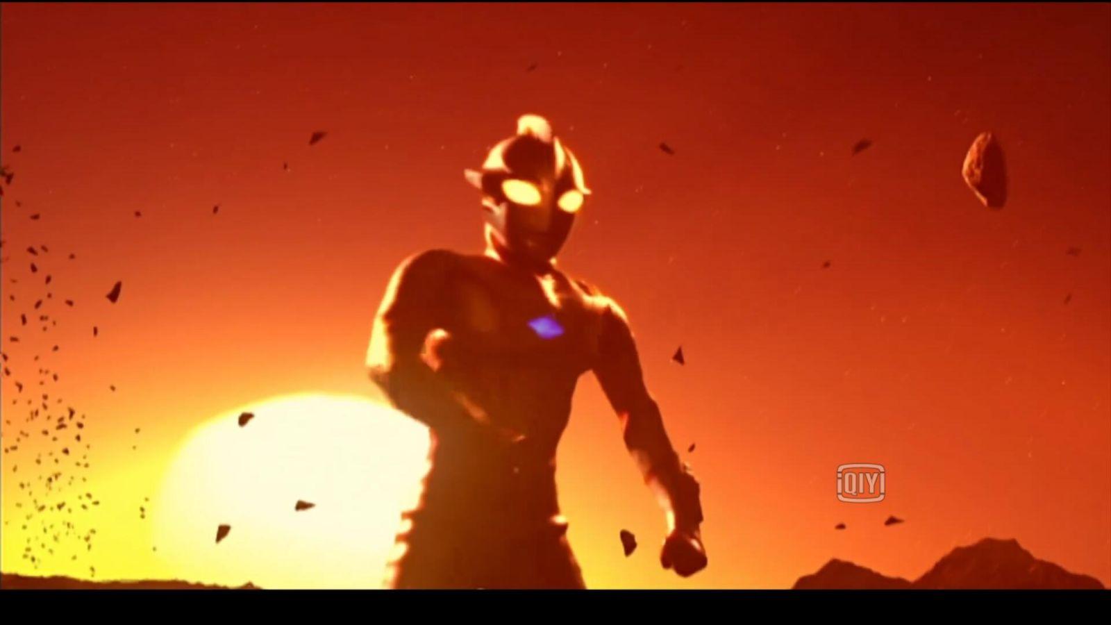 奥特曼壁纸 奥特曼大电影 宇宙英雄之超银河传说的图片31