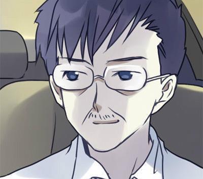 蓝翅漫画人物角色:尚成治