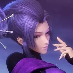 天行九歌漫画人物角色:紫女
