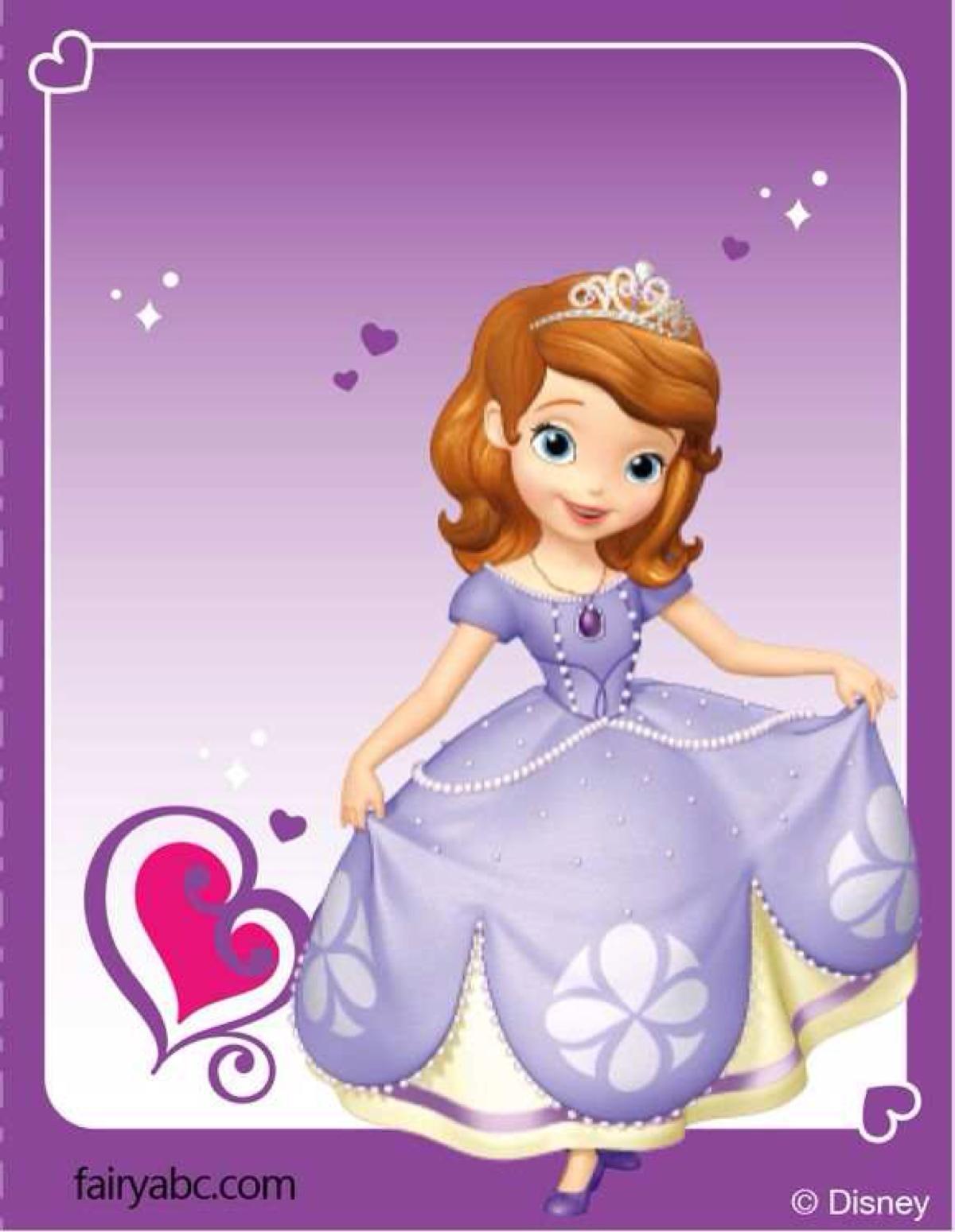 小公主苏菲亚32图片